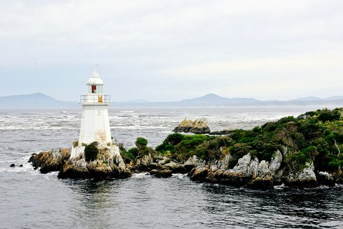 lighthouse  warning  beacon