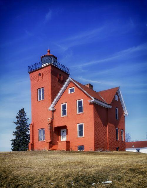 lighthouse minnesota architecture