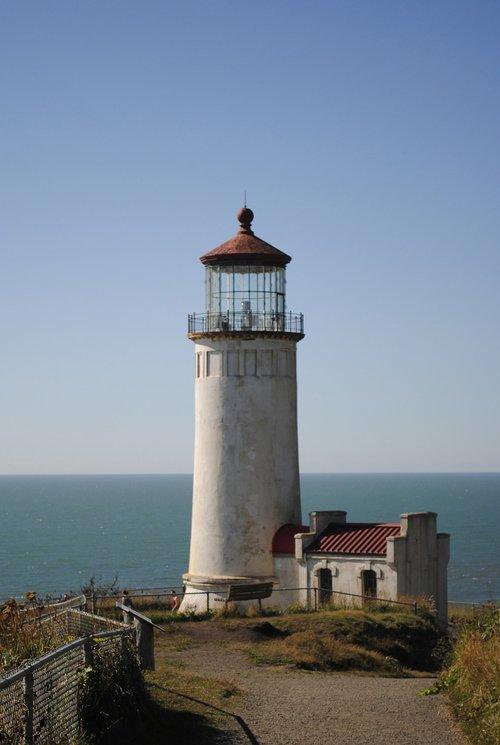 lighthouse  ocean  sea
