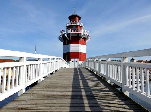 lighthouse access bridge