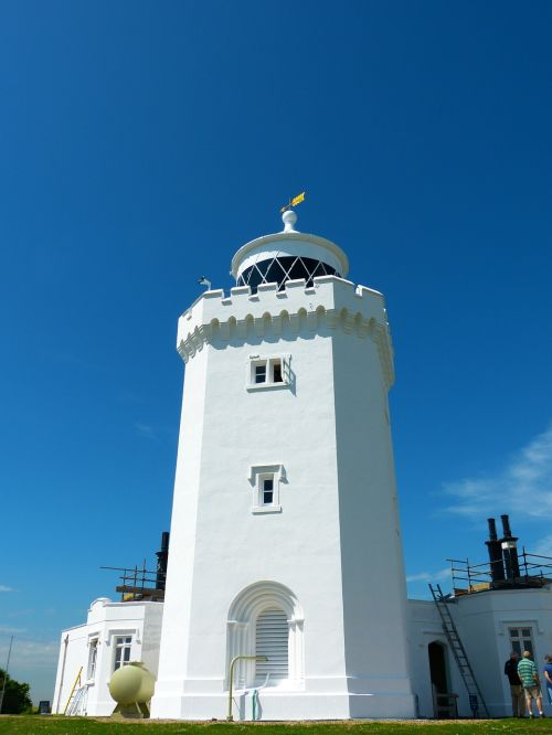 lighthouse south foreland lighthouse dover