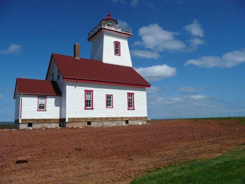 lighthouse beacon light