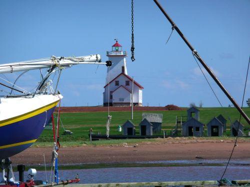 lighthouse light beacon