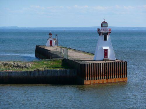 lighthouse beacon coast