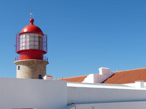 lighthouse portugal coast