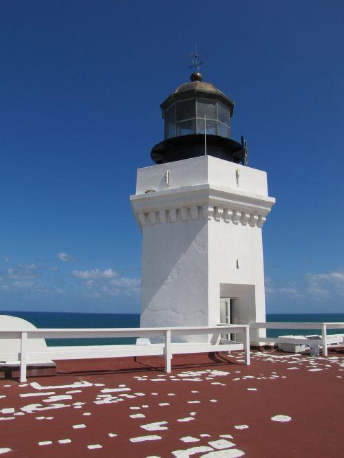 lighthouse landmark fajardo
