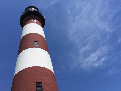 lighthouse chincoteague assateague