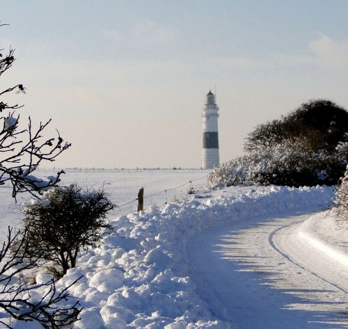 lighthouse kampen sylt