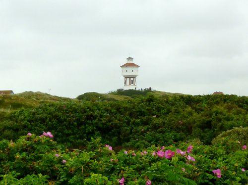 lighthouse friesland terrain