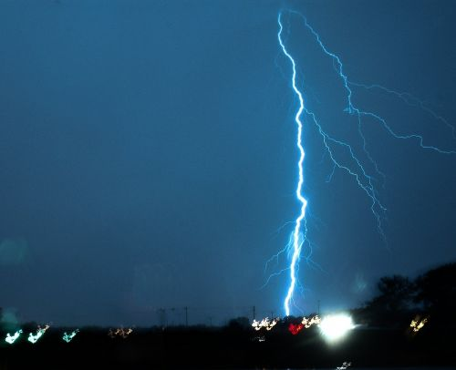 lightning storm stormy