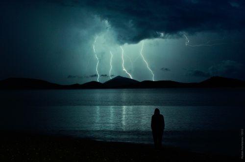 lightning thunderbolt thunderstorm