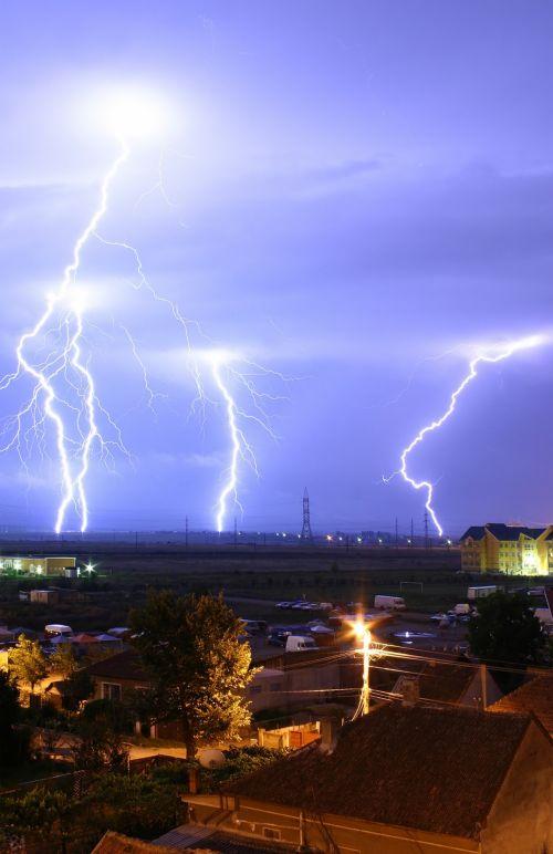 Lightning Display