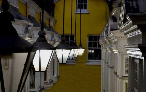 lights lamps inside