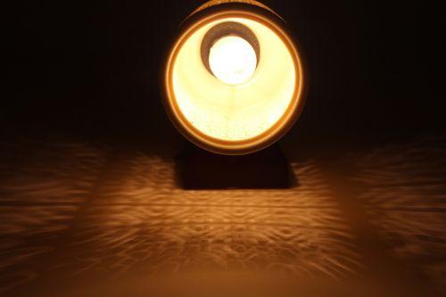 lights shadow light bulb