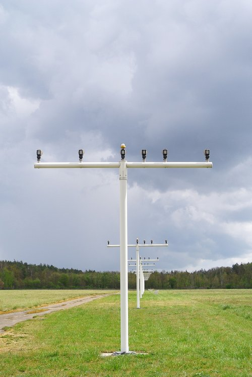 lights  airport  control system