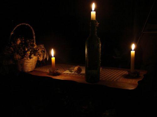 lights thinking terror