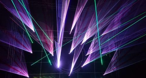 lightshow laser music