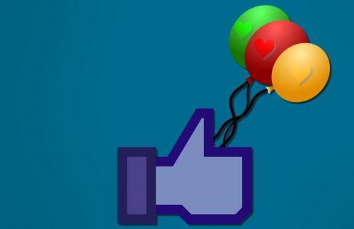 like thumb balloon