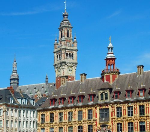 lille belfry old stock exchange