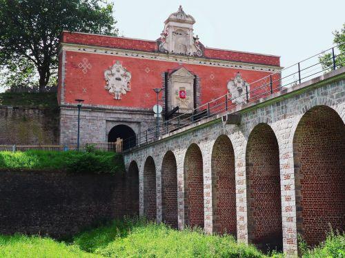 lille door ghent fortification
