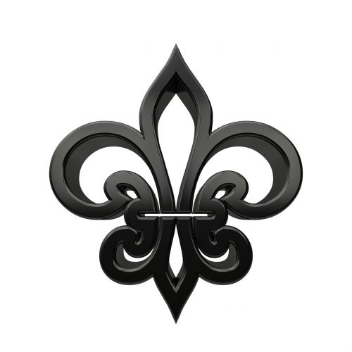lily symbol heraldry