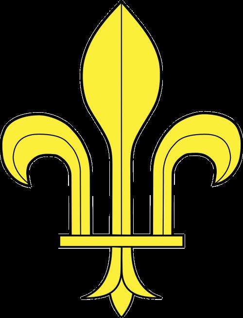 lily flower heraldry