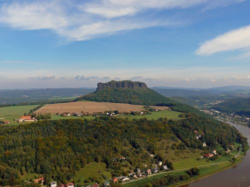 lily stone saxon switzerland elbe sandstone mountains
