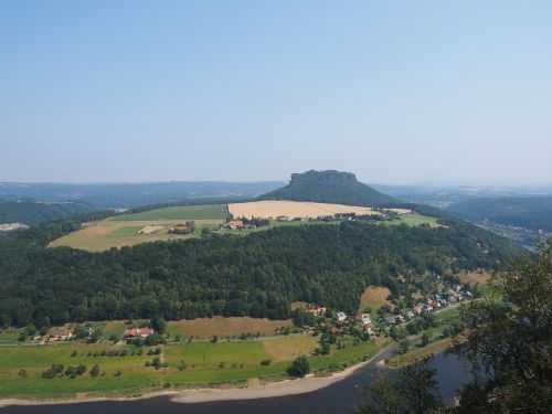 lily stone elbe sandstone mountains saxon switzerland