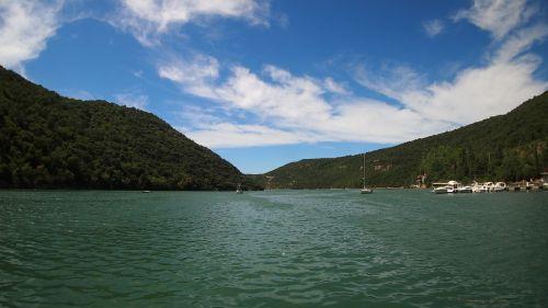 lim fjord lim channel croatia