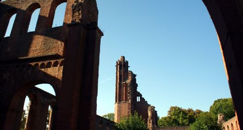 limburg palatinate ruin