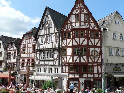limburg old town truss