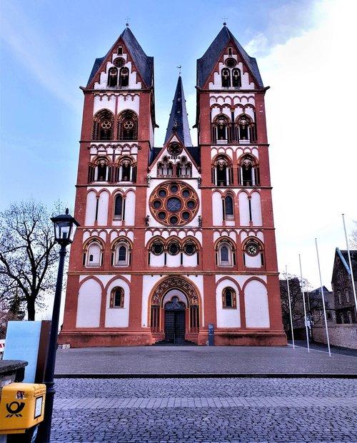 limburger dom  gothic architecture  construction art