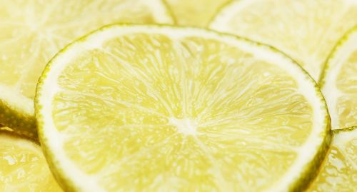lime lime slices citrus fruit