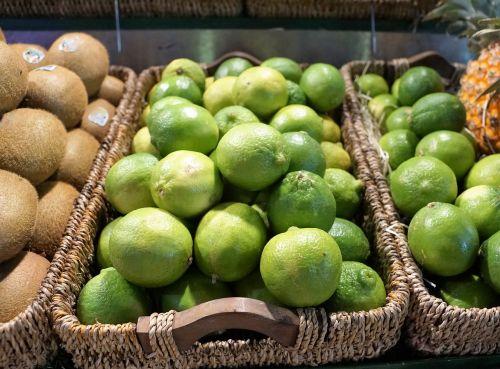 lime market vitamin
