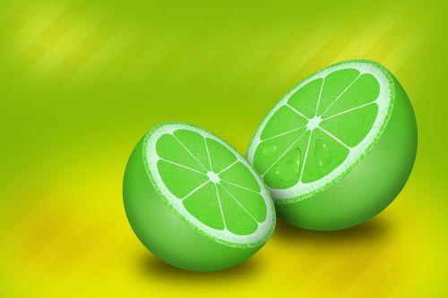 lime citrus fruits