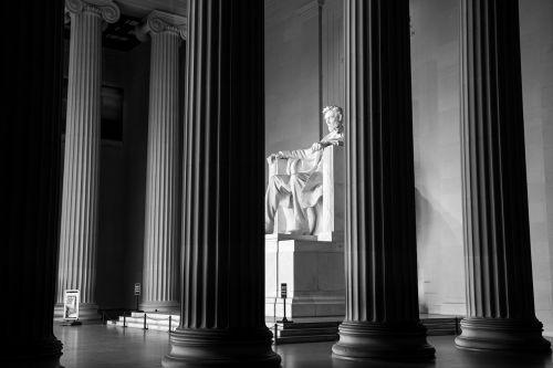 lincoln memorial washington dc abraham lincoln