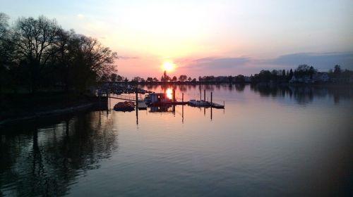 lindau lake constance port