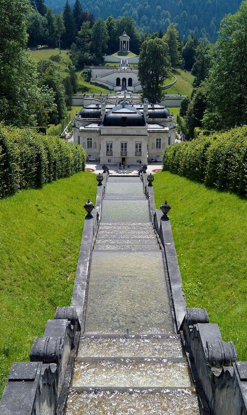 linderhof palace germany