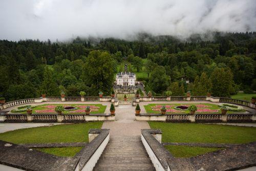 linderhof palace architecture
