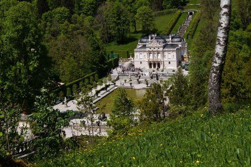 linderhof palace castle king ludwig