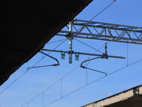 Overhead Contact Line