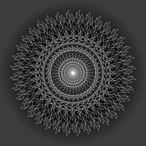 lines default geometric