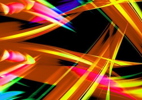 lines vibrations wave