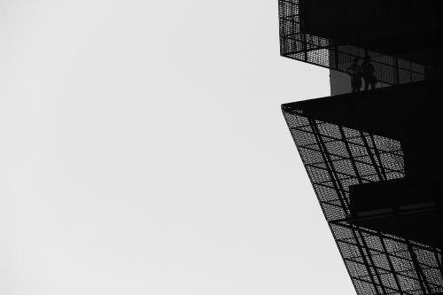 lines geometric architecture