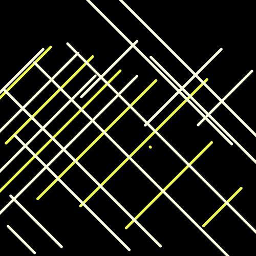Lines On Black