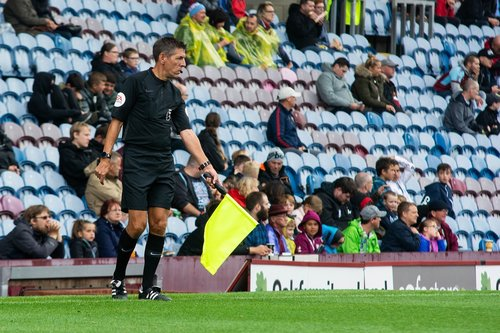 linesman  official  liner
