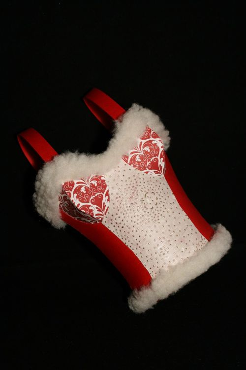 lingerie christmas woman gift packaging