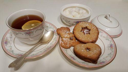 lintserskoe cookies tea tasty