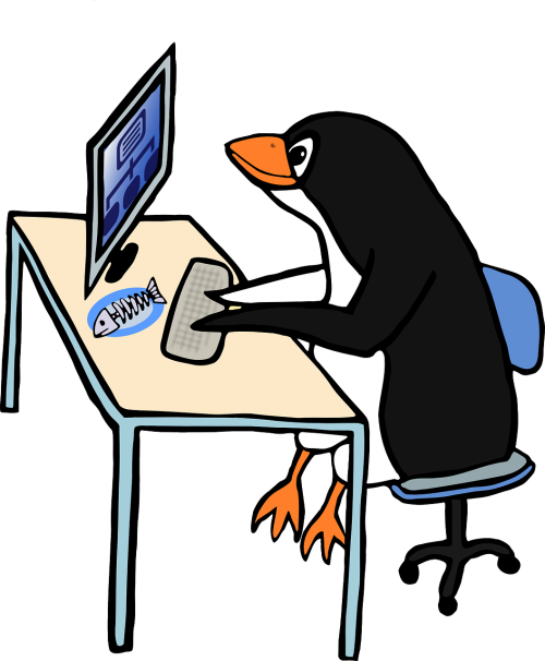 linux tux administrator