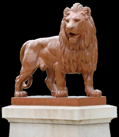 lion monument king lion